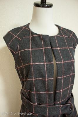 Simplicity8469 Vest Pattern