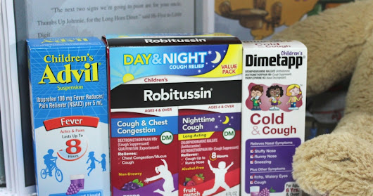 #Giveaway Tackle Symptoms Head On with Pfizer Children's Products + $25 Gift Card