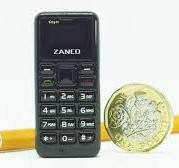 The World Smallest Mobile Phone