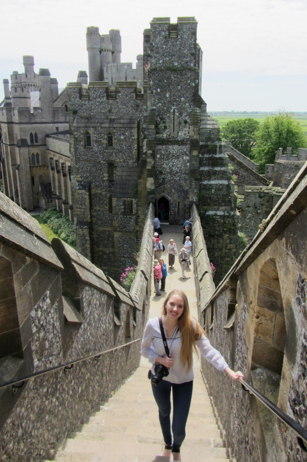 Arundel Castle Summer
