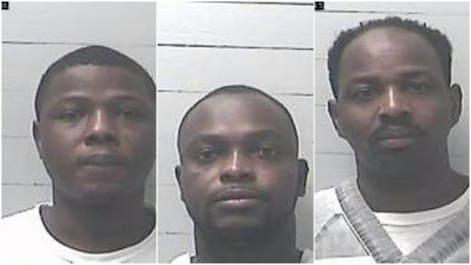America jails 3 Nigerian scammers 235 years - SIKADE'S BLOG