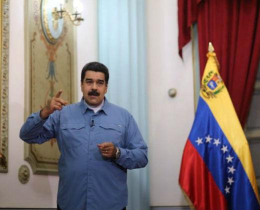 Maduro: Estamos listos para vender combustible del lado colombiano