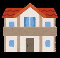 家のイラスト2