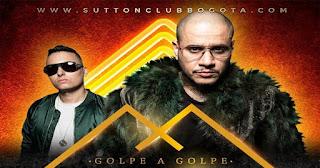 Concierto de GOLPE A GOLPE en Bogotá 1
