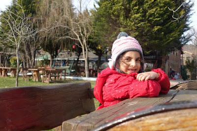 Işıl Enöz - Huzur Bahçesi / Serenity Garden Restaurant