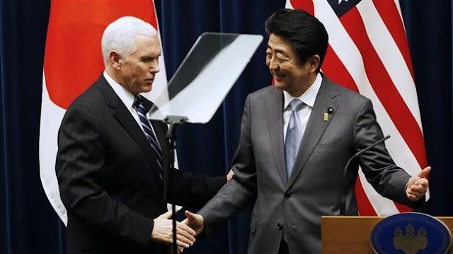 US Vice President Mike Pence announces 'toughest' sanctions against North Korea