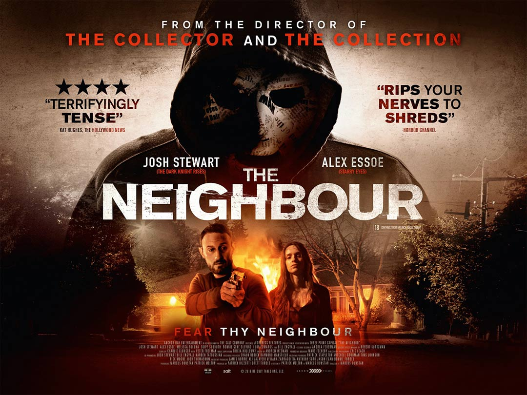 The Neighbor - Das Grauen Wartet Nebenan Stream
