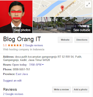 Cara mendaftar google my business terbaru