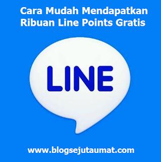 Cara-Mudah-Mendapatkan-Ribuan-Line-Points-Gratis