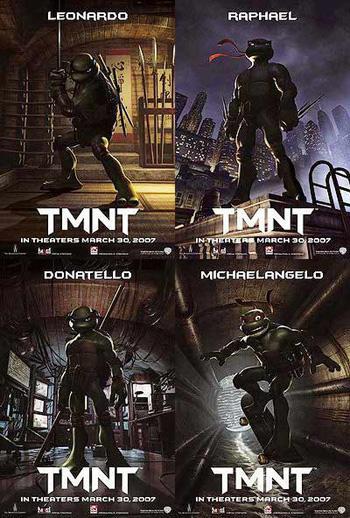Movie Maniac Movie Review T M N T