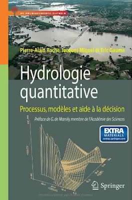 Télécharger Livre Gratuit Hydrologie quantitative - Processus, modèles et aide à la décision pdf