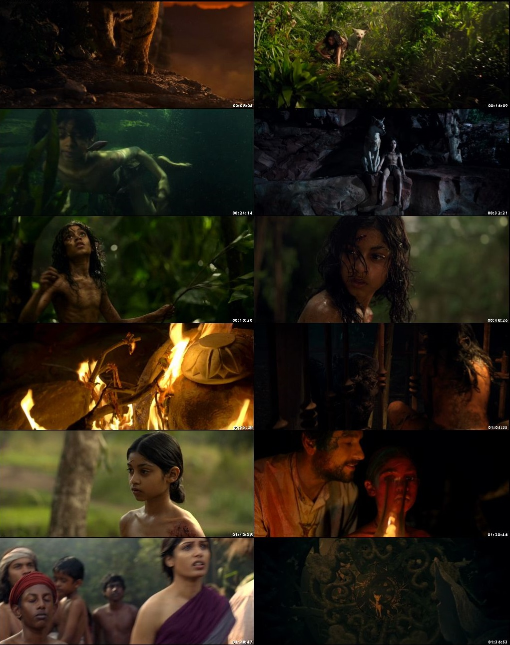 Mowgli Legend of the Jungle 2018 Full Movie Download
