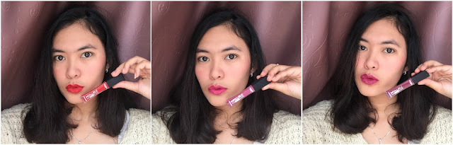 L'OREAL INFALLIBLE PRO MATTE GLOSS REVIEW