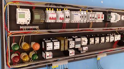 comandos eletricos industrial