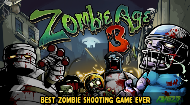 Download Zombie Age 3 Mod Apk Android Unlimited Money/Ammo