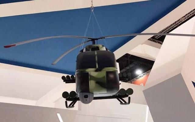 Україна представила новий вертоліт на виставці в ОАЕ