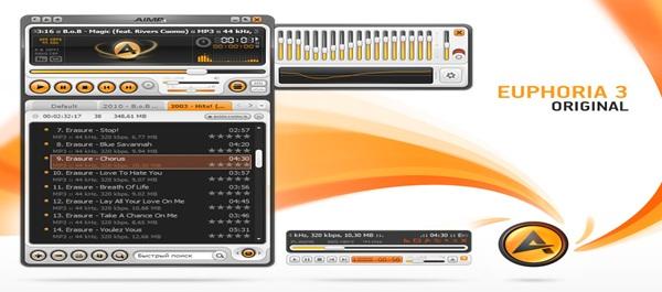 تحميل  مشغل الصوتياتAIMP