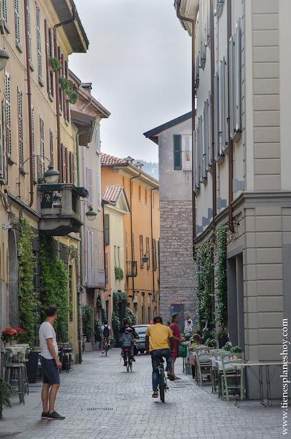 Visitar Como Italia verano viaje