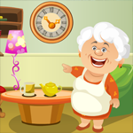 Games4King Cute Grandma R…