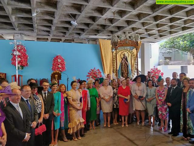 Los Llanos venera a su Patrona, la Virgen de Los Remedios