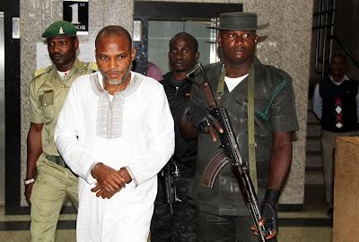 Nnamdi Kanu's Trial