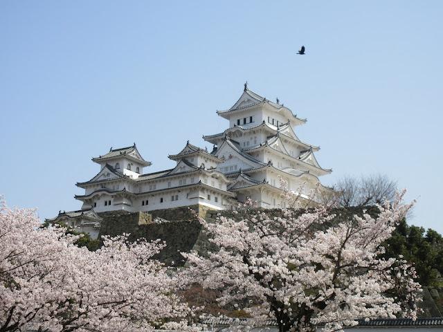 Castillo Himeji-Garza Blanca-Paisaje Medieval-Japon-Japan-Viajes-Travel-Blog de Viajes-Travel Blogger-Lifestyle Blogger-ElisaN Viajes