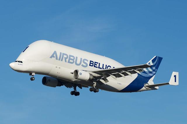 Airbus Beluga Airbus A300B4-608ST F-GSTA