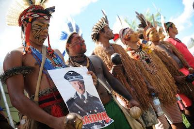 Indios no Fracasso de uma Greve Partidária Elitizada