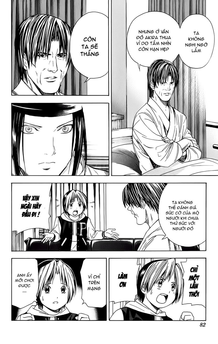 Hikaru No Go hikaru no go chap 108 trang 9