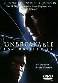 Unbreakable (2000) Dual Audio 300mb Hindi - English Download