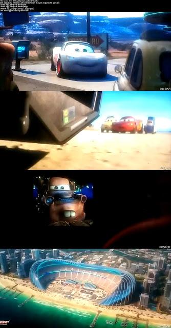 Cars 3 2017 HDTS 480p Dual Audio Hindi
