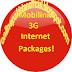 Mobilink jazz Daily, Weekly, Monthly, 3G Internet Packages