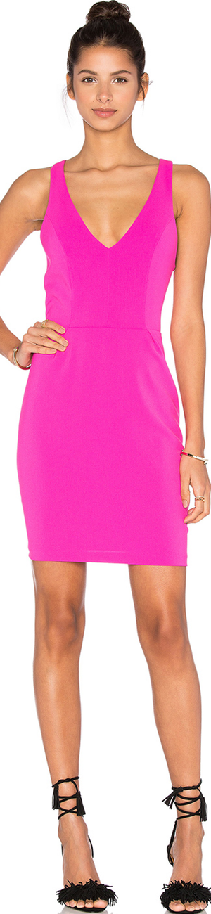 AMANDA UPRICHARD Santiago Dress