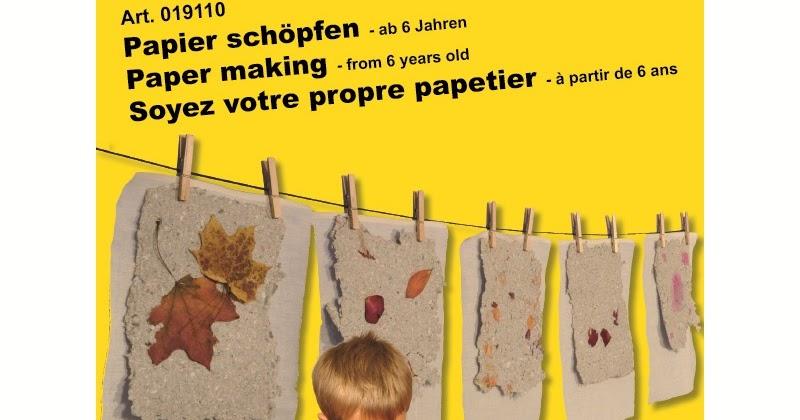 kiga und kita kindergartenbedarf papiersch pfen lernen mit kindern ab 6 jahre sch nes. Black Bedroom Furniture Sets. Home Design Ideas
