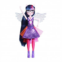 My Little Pony Equestria Girls Friendship Power Twilight Sparkle Doll