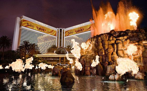 Atração Vulcão Vegas Gratis