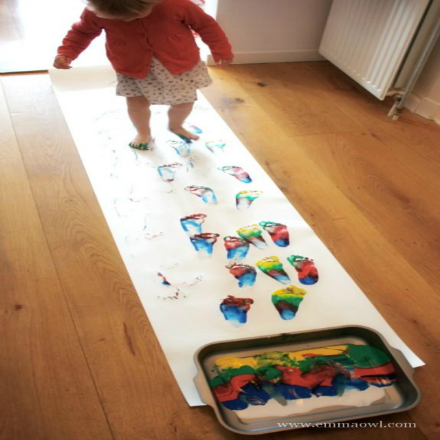 juego.sensorial.pintura