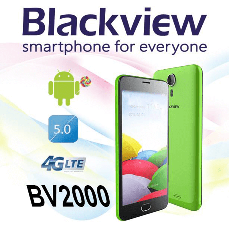 Blackview BV2000 now in the Philippines