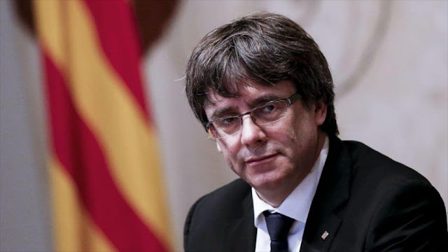 Puigdemont dice que no escapará si justicia alemana lo deja salir