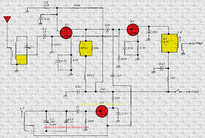 Build a 4-18Mhz Converter Circuit Diagram