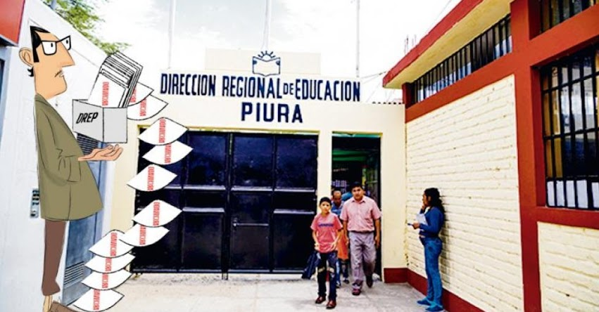 Presentan plan para reestructurar la DRE Piura