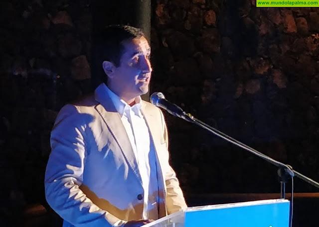 """Borja Pérez:  """"Somos un equipo serio, responsable y con muchas ganas de seguir trabajando por Breña Baja"""""""