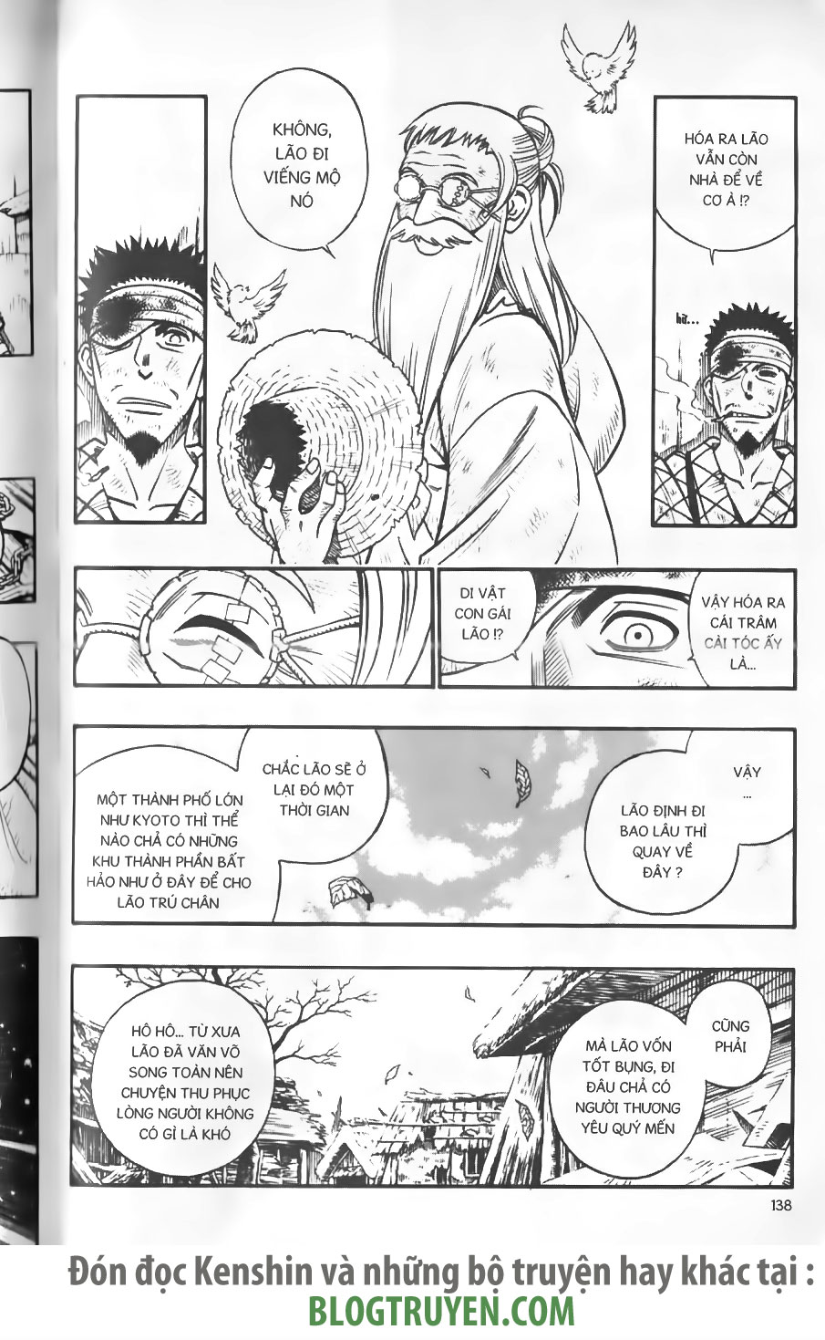 Rurouni Kenshin chap 225 trang 8