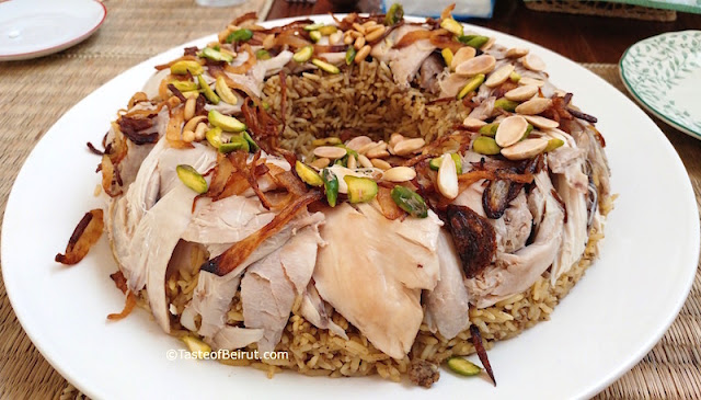 How to make kabsa