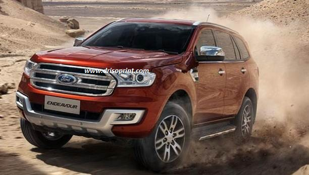 Ford endeavour 2016 vs Toyota fortuner 2016