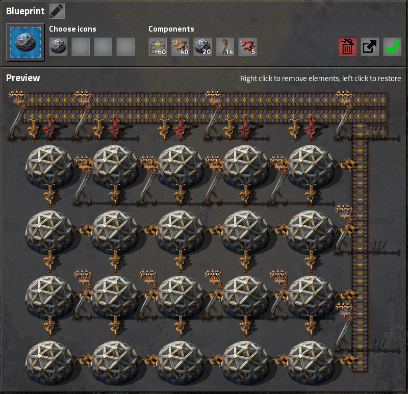Awesome Factorio: Lab Array Blueprint