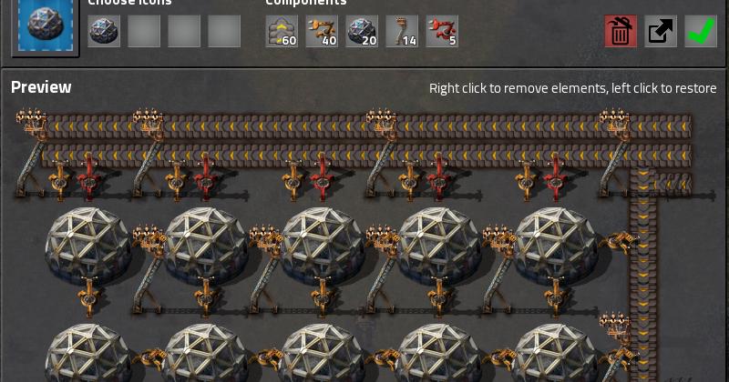 Factorio: Lab Array Blueprint - Tactic Talisman