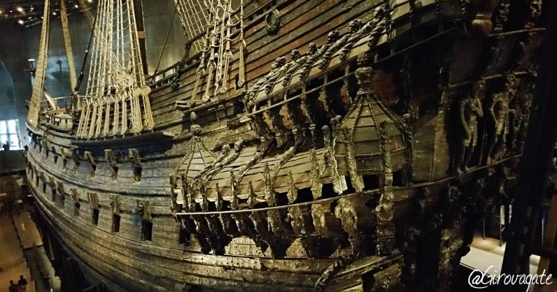 Cosa vedere a Stoccolma: il museo Vasa, attrazione imperdibile!