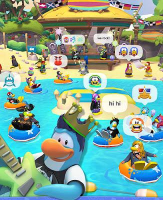 Disney. Club penguin island v1.1.3