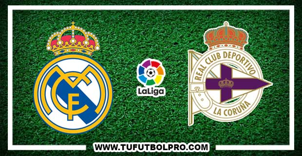 Ver Real Madrid vs Deportivo EN VIVO Por Internet Hoy 26 de Abril 2017